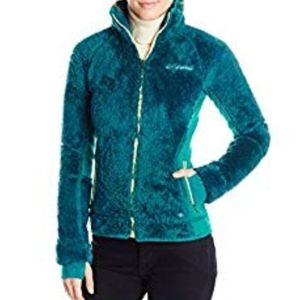 Columbia Pearl Plush II Fleece Jacket